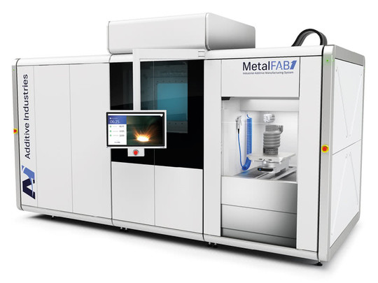 Additive industies MetalFab1